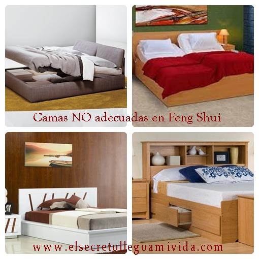 La cama y feng shui - Posicion cama feng shui ...