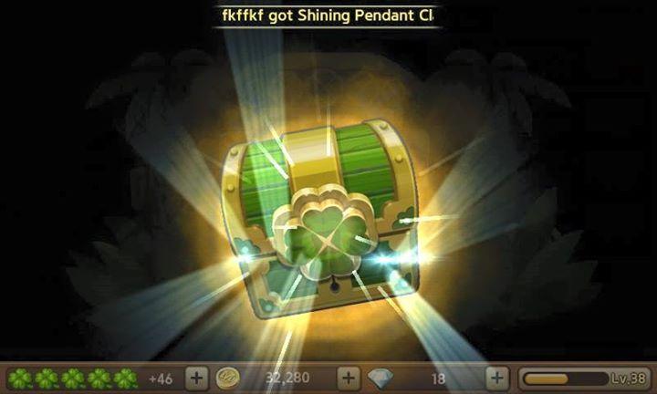 Trik Cara Dapat Shining Pendant Get Rich Terbaru