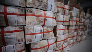 سعر صرف الليرة التركية والذهب ليوم الأثنين 2/3/2020