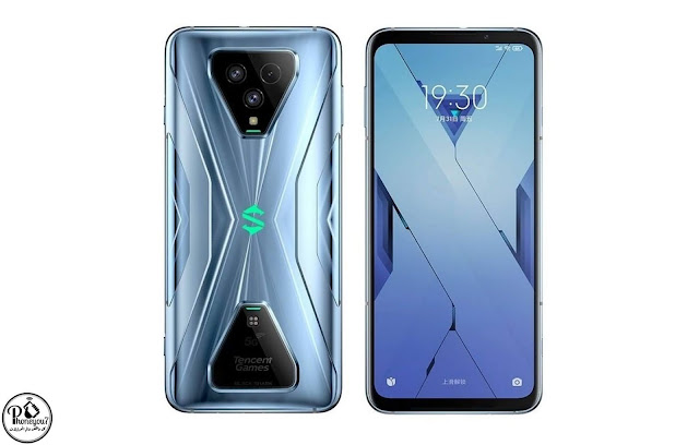هاتف xiaomi black shark 3s