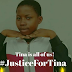 #JusticeforTina: Police officer who allegedly shot 16-year-old girl dead in Lagos finally arrested