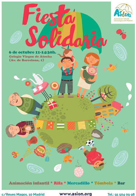 Fiesta Solidaria ASION
