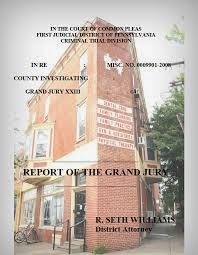 Gosnell Grand Jury Report