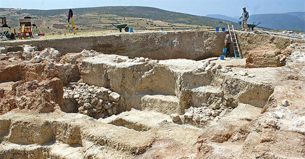 Religious center of Hittites comes to light