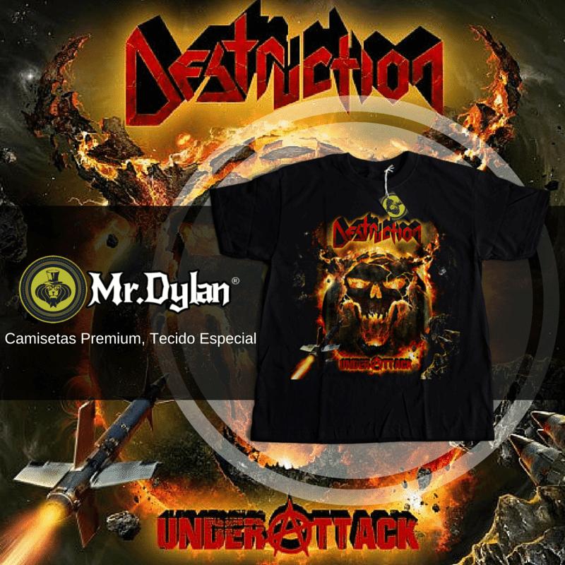 c6d8822c086c4 Mundo Metal : Mundo Metal Indica: Mr. Dylan® RockWear