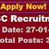 New APSC Recruitment 2019-20 for Research Assistant in Planning Services: Apply Now