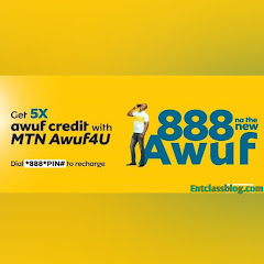 MTN Awuf4u, Get 5x Bonus On Every Recharge You Make