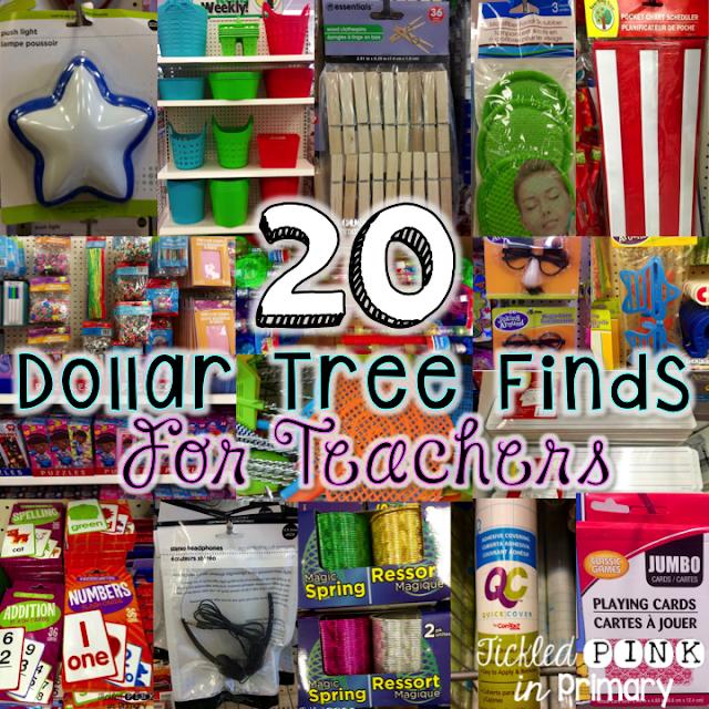 20 Dollar Tree For Teachers
