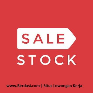 5 Lowongan Kerja Sale Stock Minimal S1
