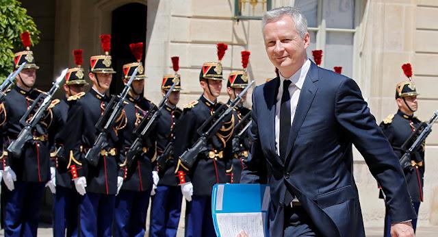 باريس: مستعدون لدعم لبنان ماليا