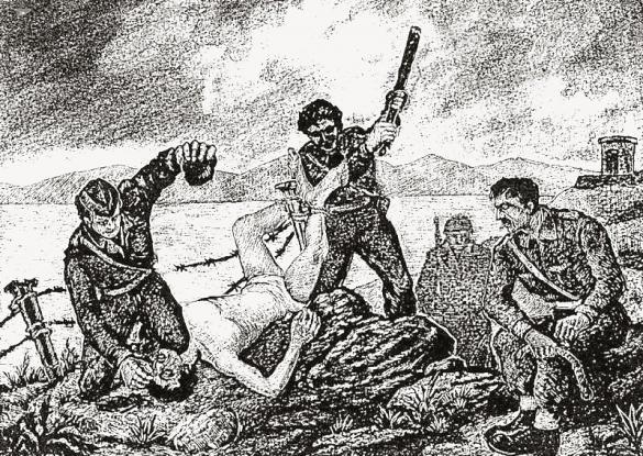 Η μεγάλη σφαγή της Μακρονήσου - Το χρονικό της εν ψυχρώ δολοφονίας των 300 αμετανόητων φαντάρων