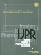 The Iranian Journal of Pharmaceutical Research (IJPR)
