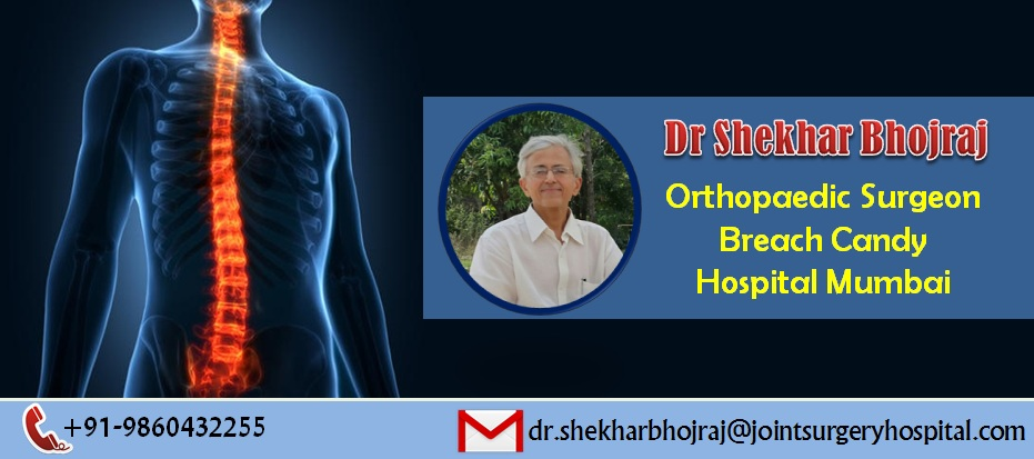 Dr Shekhar Bhojraj Spine Surgeon