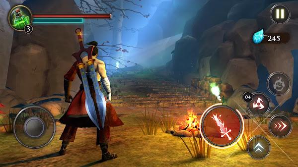 Takashi Ninja Warrior (MOD, Unlimited Golds/God Mode)