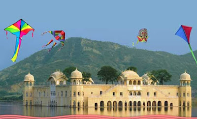Makar Sankranti Festival In Jaipur Rajasthan 2019