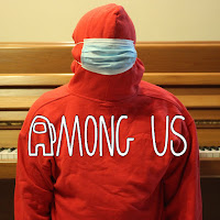 Among Us Theme Piano by Ray Mak