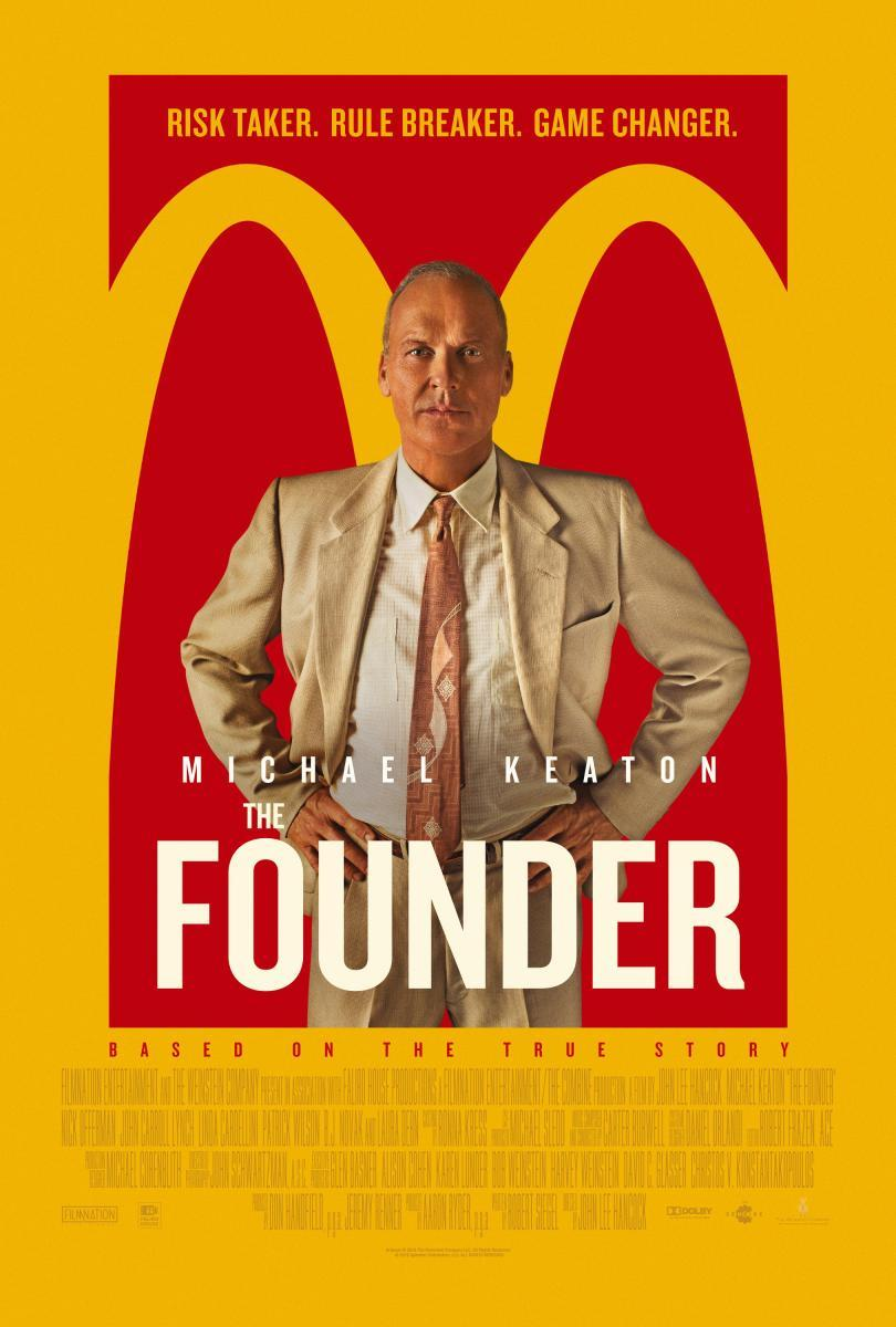 The Founder [2016] [BD25] [Latino]