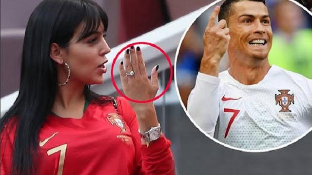 Cristiano Ronaldo Makes Georgina Rodriguez the Most Popular WAGs on Earth