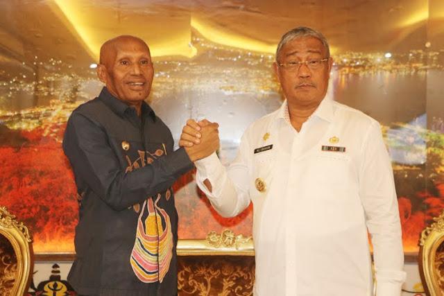 Ali Ibrahim Ajak Benhur Tomi Mano Dukung Usulan Sultan Tidore Jadi Pahlawan Nasional
