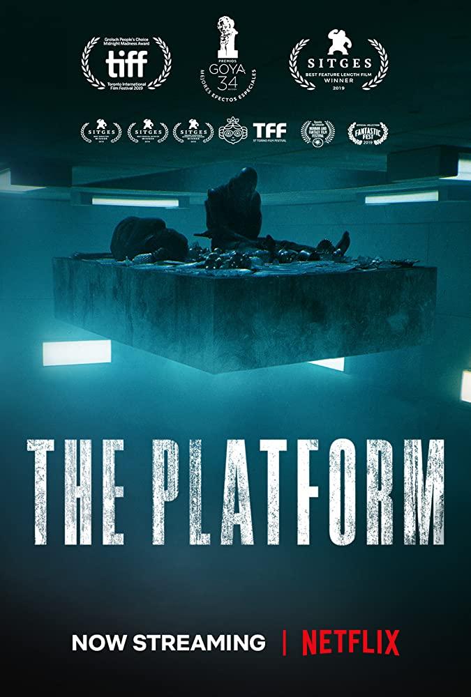 Nonton Download Film The Platform (2020) Full Movie Sub Indo
