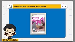download ebook pdf  buku digital fikih kelas 9 mts