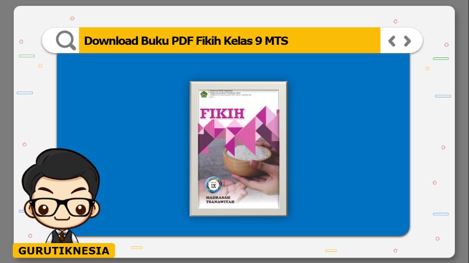 download buku pdf fikih kelas 9 mts