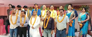 हिन्दू जागरण मंच की जिला कार्यकारिणी गठित  | #NayaSaberaNetwork