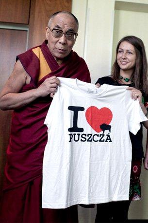 Powszechna Odpowiedzialność a Środowisko - J.Ś. Dalajlama