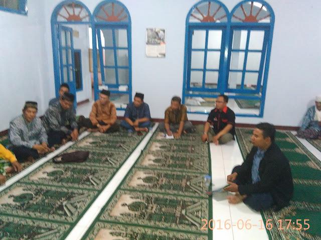 Safari Ramadhan di PCM Gumelar