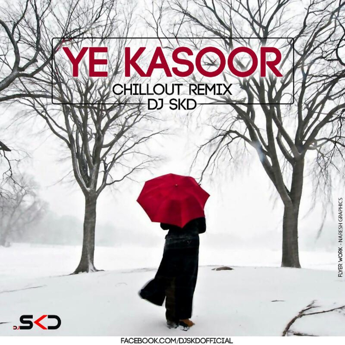 Bhagwa Rang Dj: Ye Kasoor (Female Version) DJ SKD
