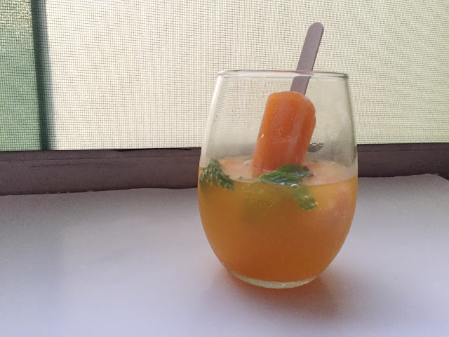 Christopher Stewart, Eating Fabulously, summer cocktails, moscato, moscato cocktails