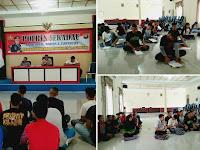 Kapolres Bimbing, Latih 80 Siswa SMA ikut Rekruitmen Penerimaan Polri