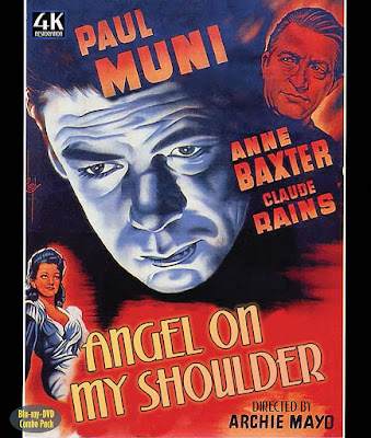 Angel On My Shoulder 1946 Bluray