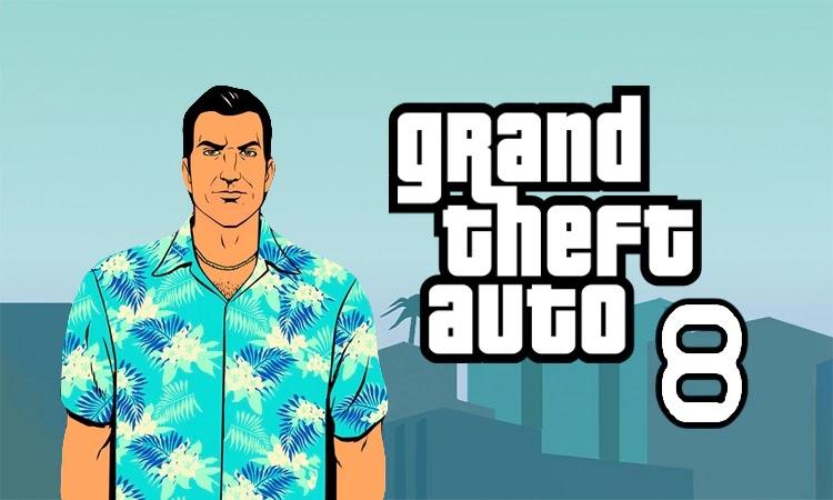 تحميل لعبة جاتا 8 GTA للكمبيوتر مضغوطة من ميديا فاير