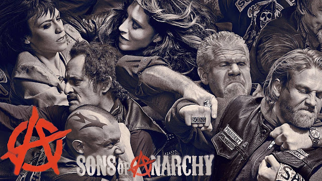 Controle remoto: Sons of Anarchy