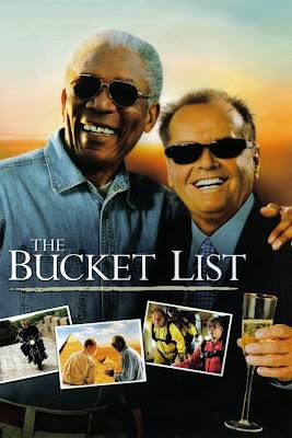 The bucket lists - Jack Nicholson and Morgan Freeman
