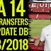 FIFA 14 Update Squads DB Latest Transfers 21/08/2018 By Minosta4u