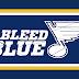 I Bleed Blue - Desktop Wallpaper