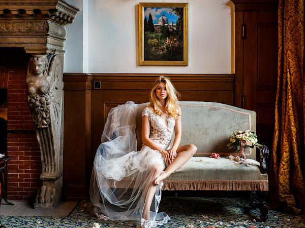 Braut Boudoir Inspirationen im luxuriösen Schlosshotel