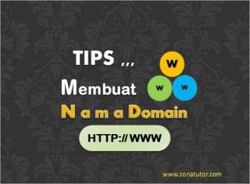 Cara Membuat Nama Domain