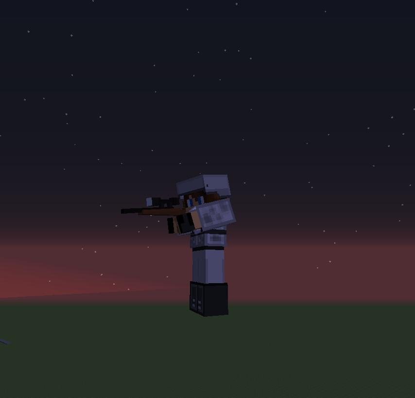 flan mod槍械模組 [單人/多人] - Minecraft 我的世界當個創世神各種介紹