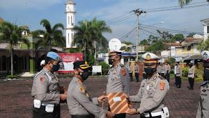 Sukses Layani Publik, Satlantas Polresta Bandung Raih Penghargaan