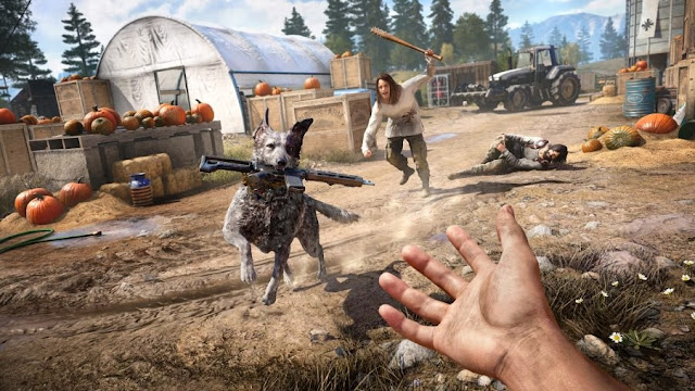 Far cry 5 Most Graphic demanding PC Games 2020