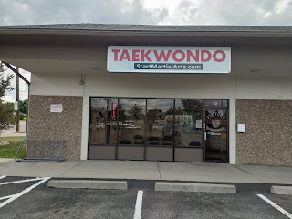 The front of the Colorado Taekwondo Institute Golden location