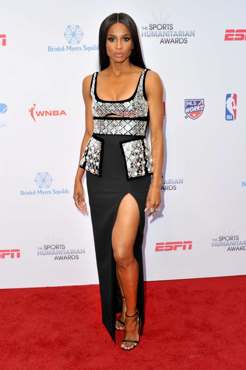Ciara – 5th Annual Sports Humanitarian Awards Presented By ESPN in Los Angeles
