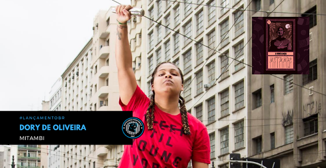 Com ódio e o espirito de vingança do africano Mitambi, Dory de Oliveira lança clipe