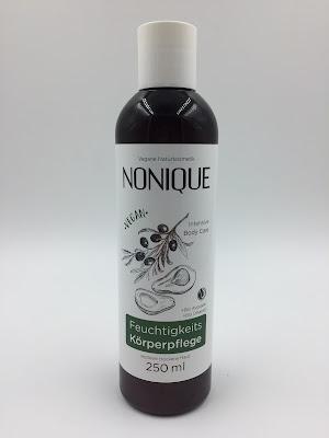 Crema corporal aceite de oliva y aguacate Nonique
