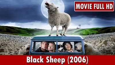 Black Sheep (2006) Dual Audio 300mb Hindi BRRip