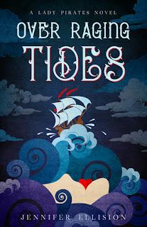Over Raging Tides by Jennifer Ellision