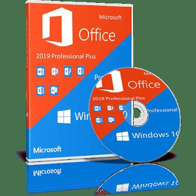 Windows 10 Pro 10.0.19042.746 với Office 2019 Pro Plus tháng 1 năm 2021